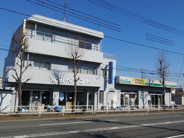 (株)池田ペイント商会